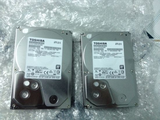 """Ổ cứng Toshiba 2TB gắn trong 3.5"""""""