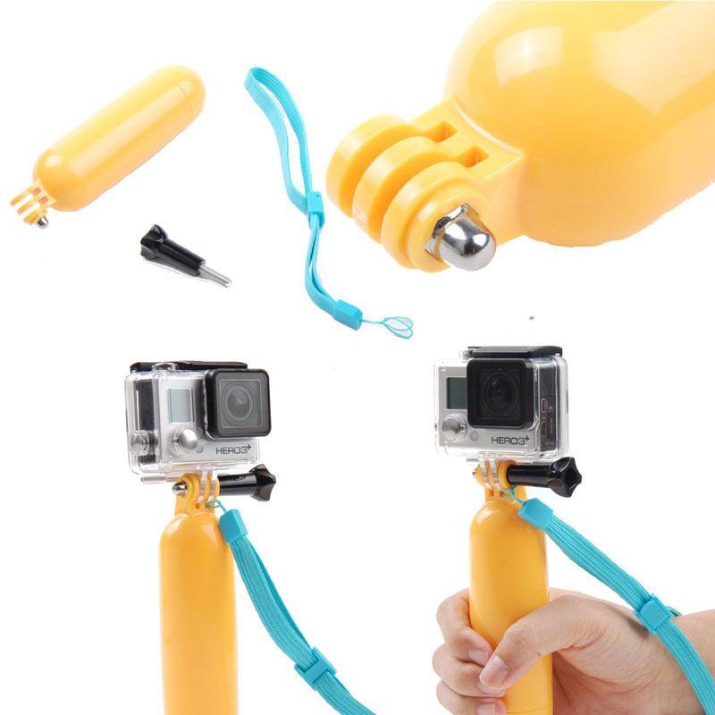 Phao nổi an toàn cho Action cam SJCAM, GoPro - Tech360