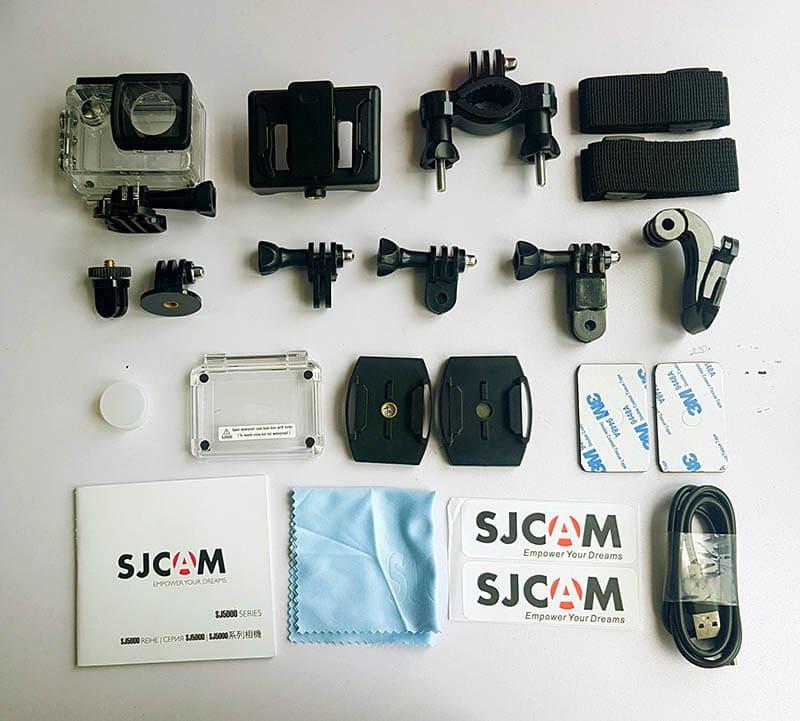 phụ kiện sjcam sj5000x 4k