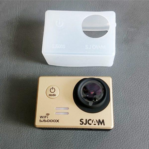 Vỏ bảo vệ silicon cho SJCAM 4000 và 5000