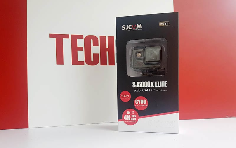 vỏ ngoài sjcam 5000x elite 4k wifi