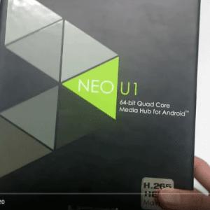 Android Tivi Box Minix NEO U1