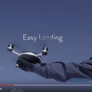 Lily Camera - Chiếc Flycam tự bay theo chủ nhân để quay phim