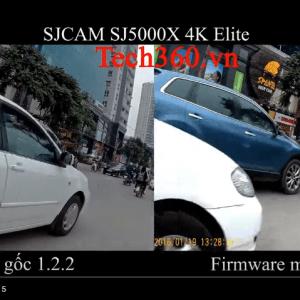 SJCAM SJ5000X 4K Etile