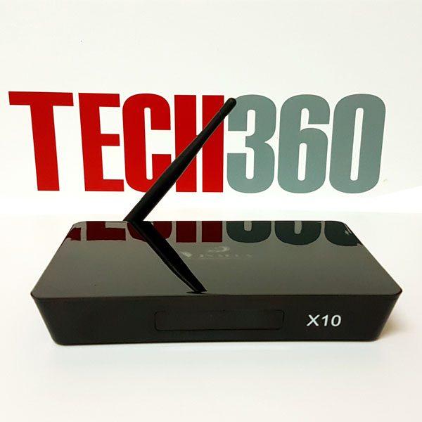 Vinabox X10 - Android 6.0,RAM 2G, Chip Amlogic S912 64bit