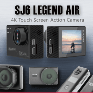 CeBIT Sjcam hd models