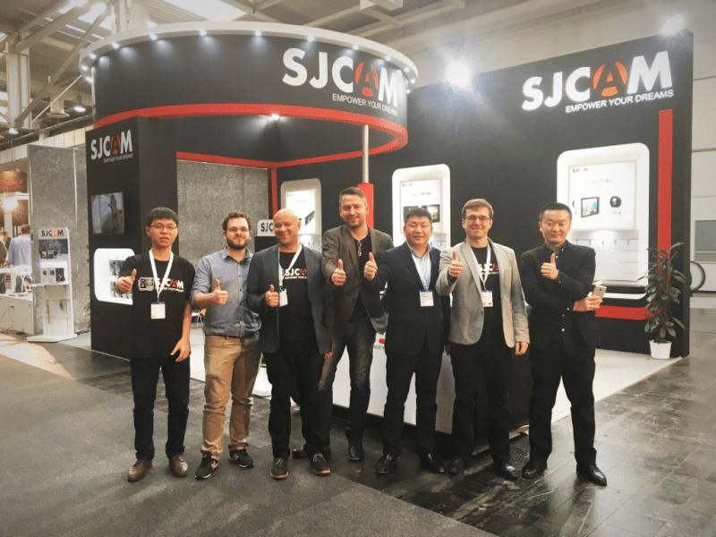 SJCAM HD tại CeBIT 2017