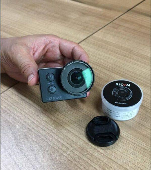 filter uv cho sjcam sj6 và sj7