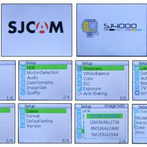 hướng dẫn sử dụng camera sjcam sj4000