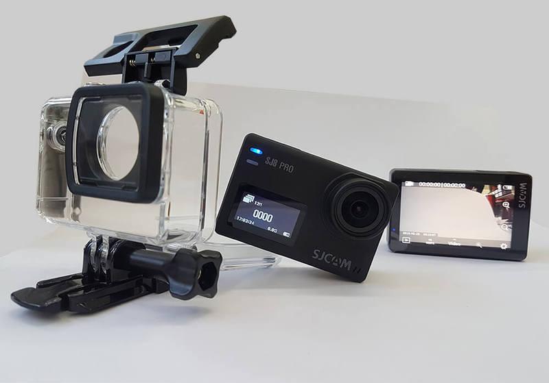 camera thể thao sjcam sj8 pro - 2