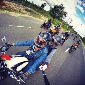 phượt xe máy