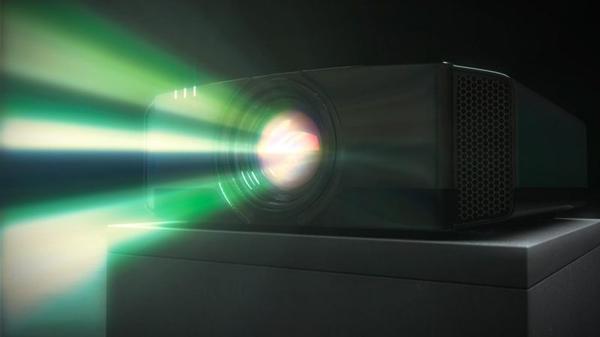 cường độ sáng của máy chiếu