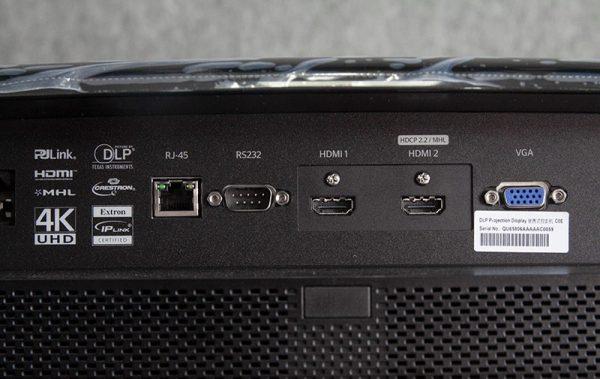 máy chiếu optoma UHD65