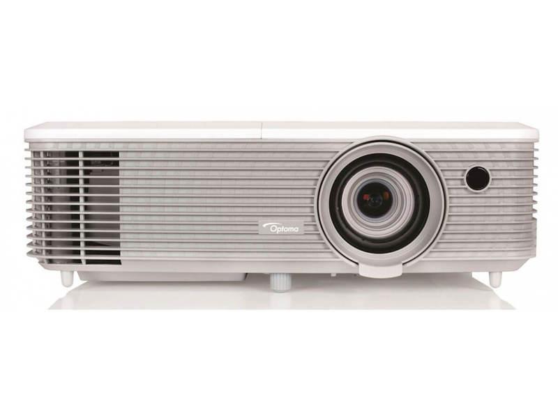 máy chiếu Optoma W400 3