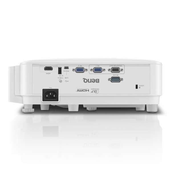 máy chiếu benq dx809ST 3