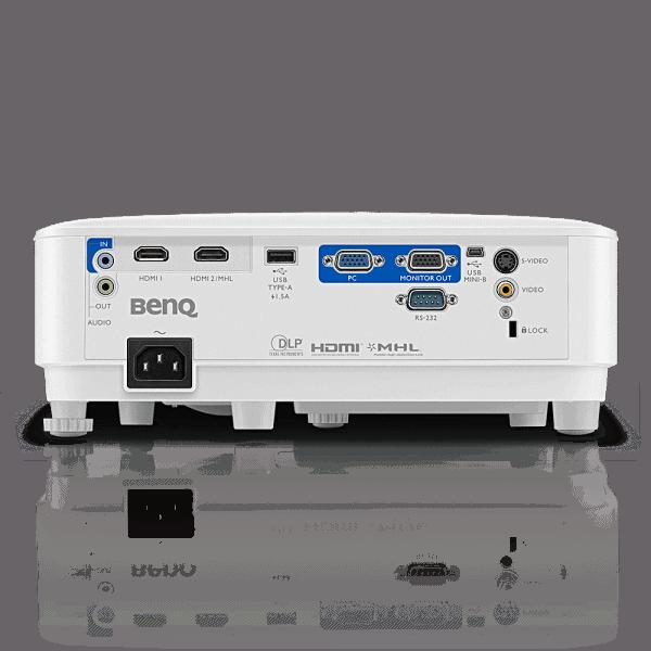 máy chiếu benq ms610 4