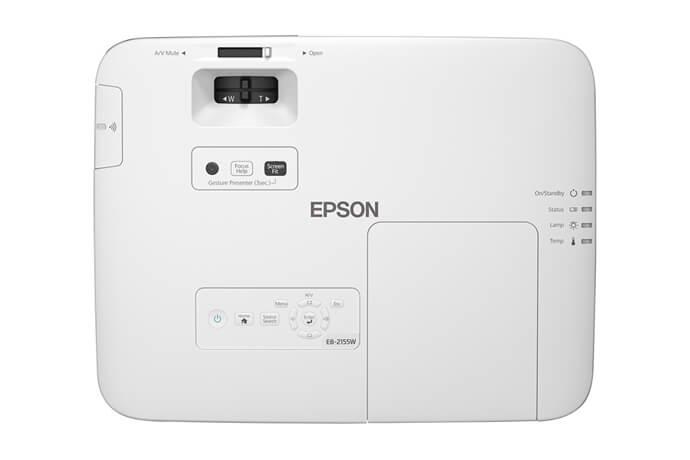 máy chiếu Epson EB-2155W 4