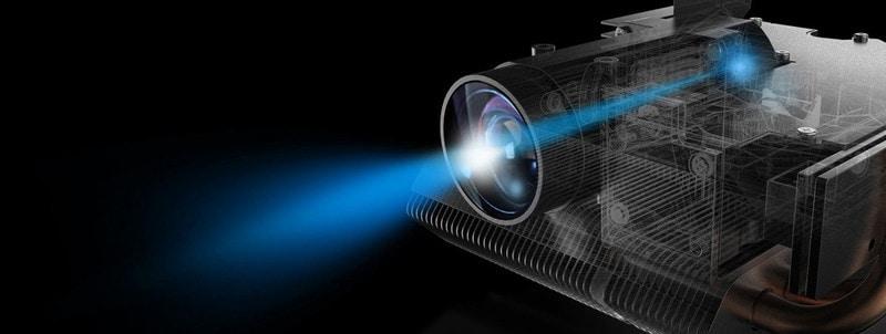 máy chiếu laser 1
