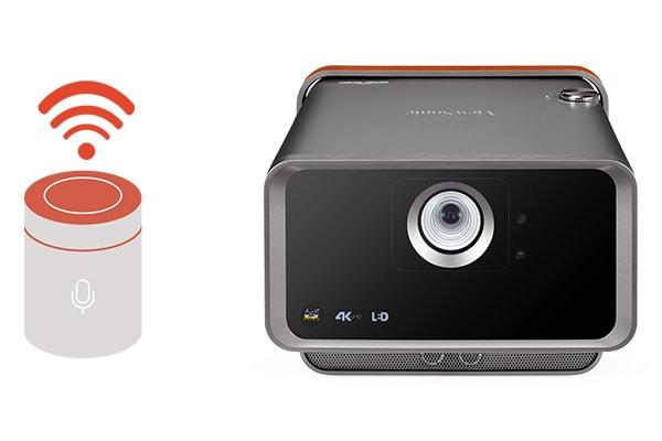 Máy chiếu ViewSonic X10 4k