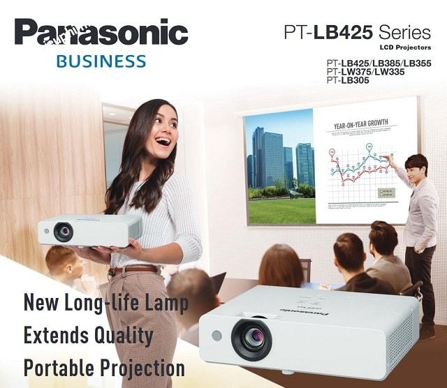 Panasonic-PT-LB305