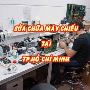 sửa chữa máy chiếu tại TPHCM