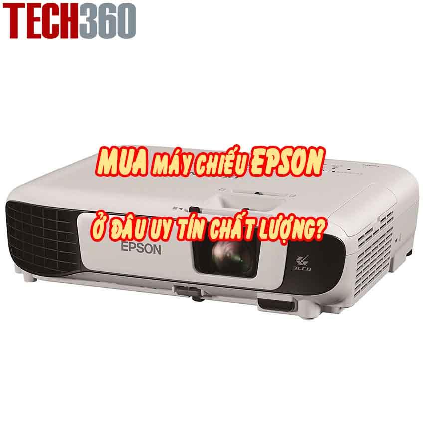 Địa chỉ mua máy chiếu Epson chính hãng