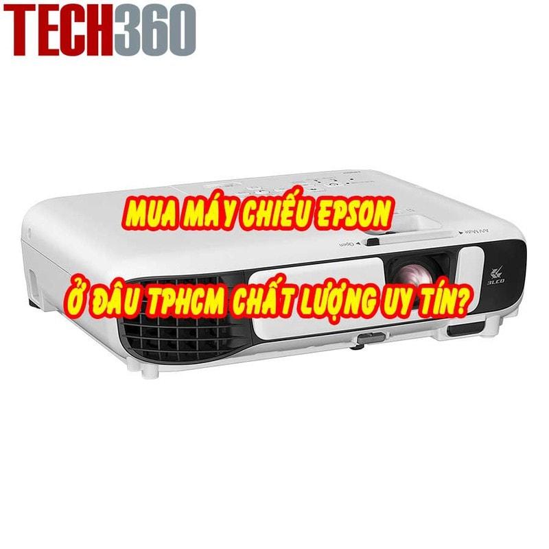 mua máy chiếu Epson tại TPHCM