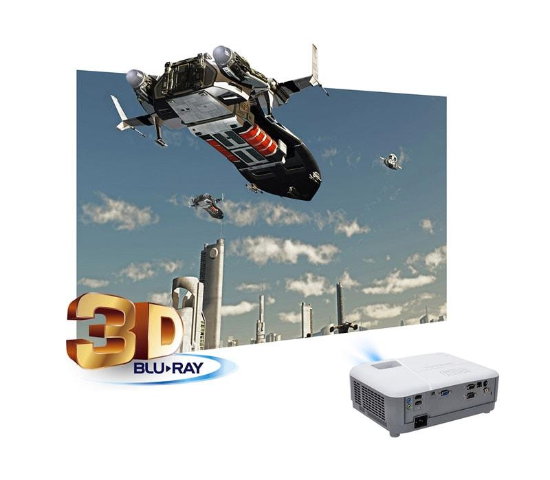 Máy chiếu Viewsonic PG703W 3d