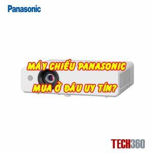 Mua máy chiếu Panasonic ở đâu chính hãng chất lượng và uy tín.